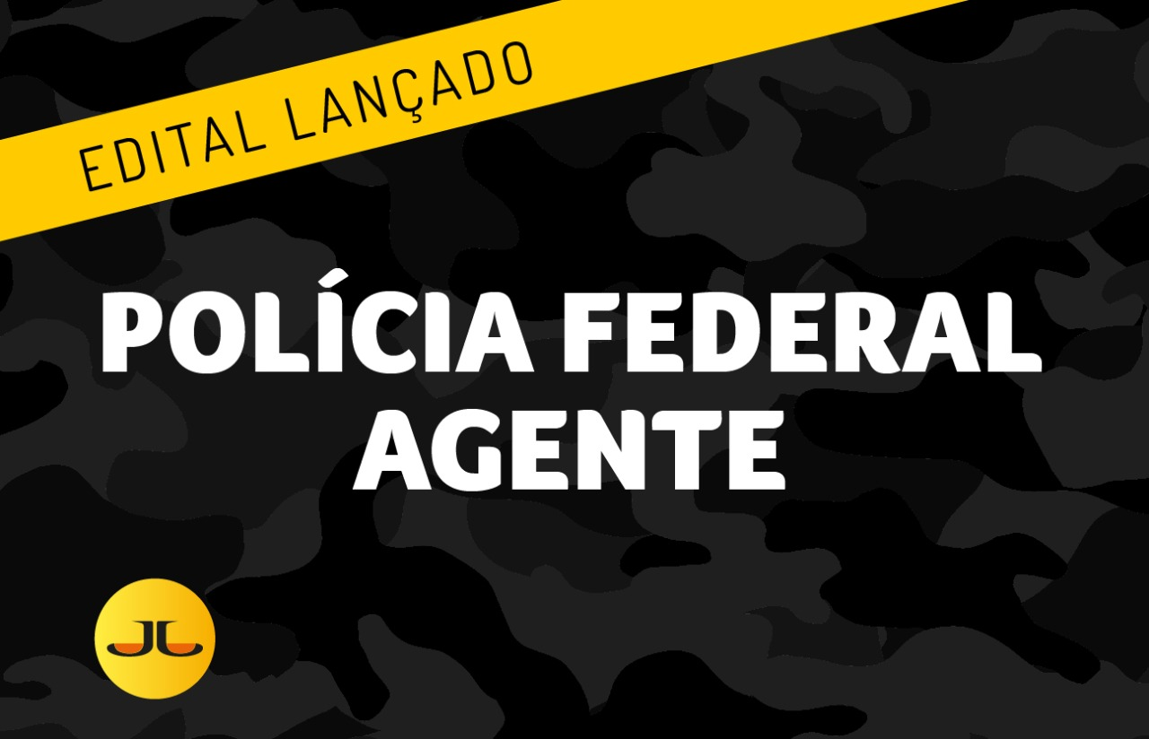 AGENTE DE POLÍCIAFEDERAL