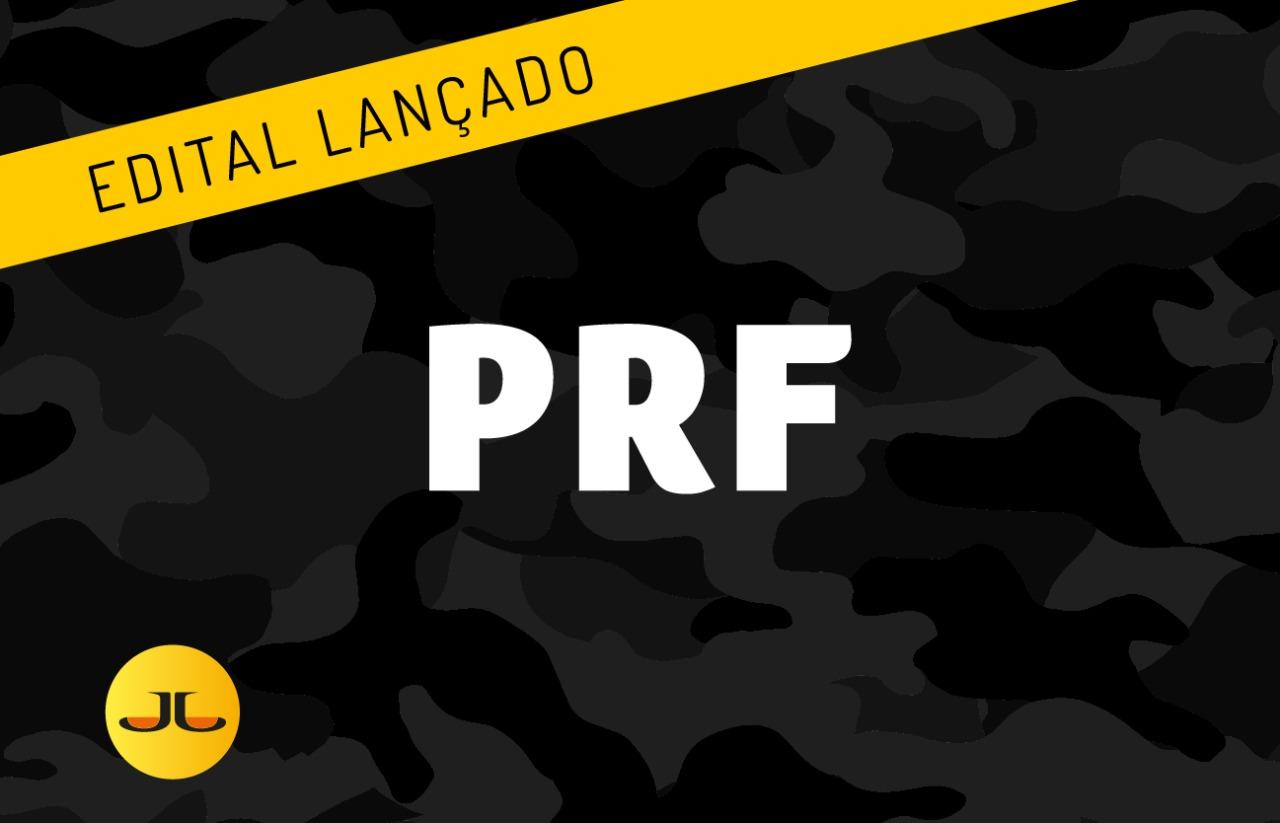 POLICIAL RODOVIÁRIO FEDERAL- PRF