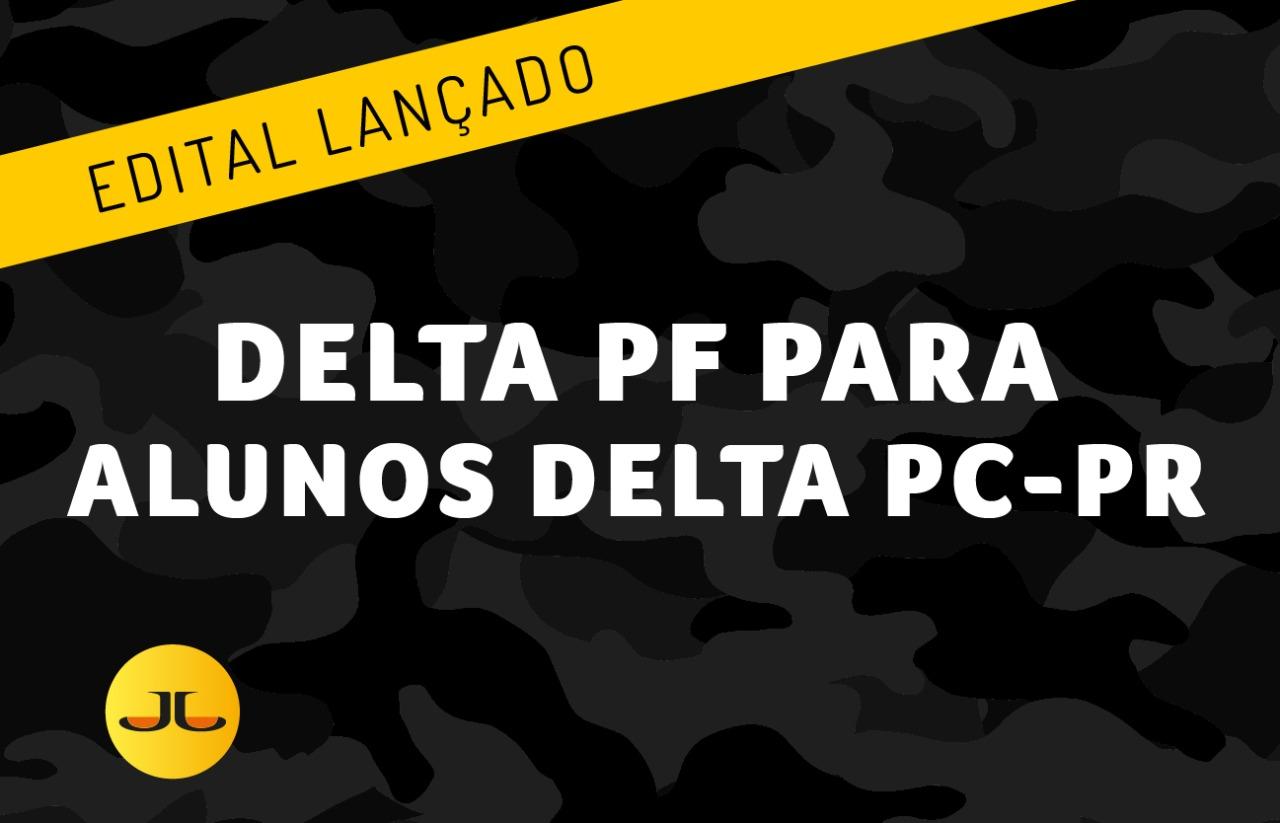 DELTA PF PARA ALUNOS DELTA PC-PR
