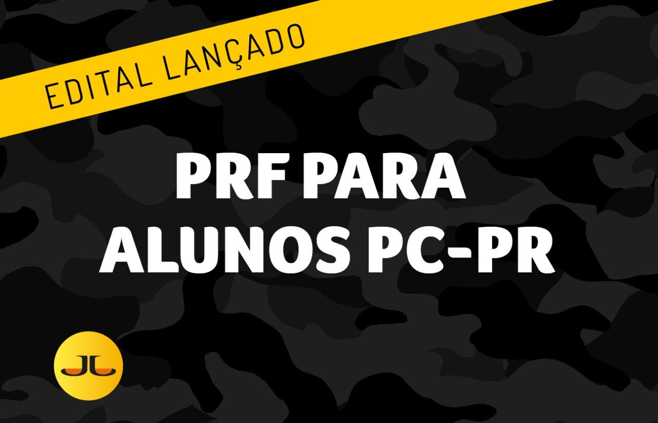 PRF PARA ALUNOS PC-PR
