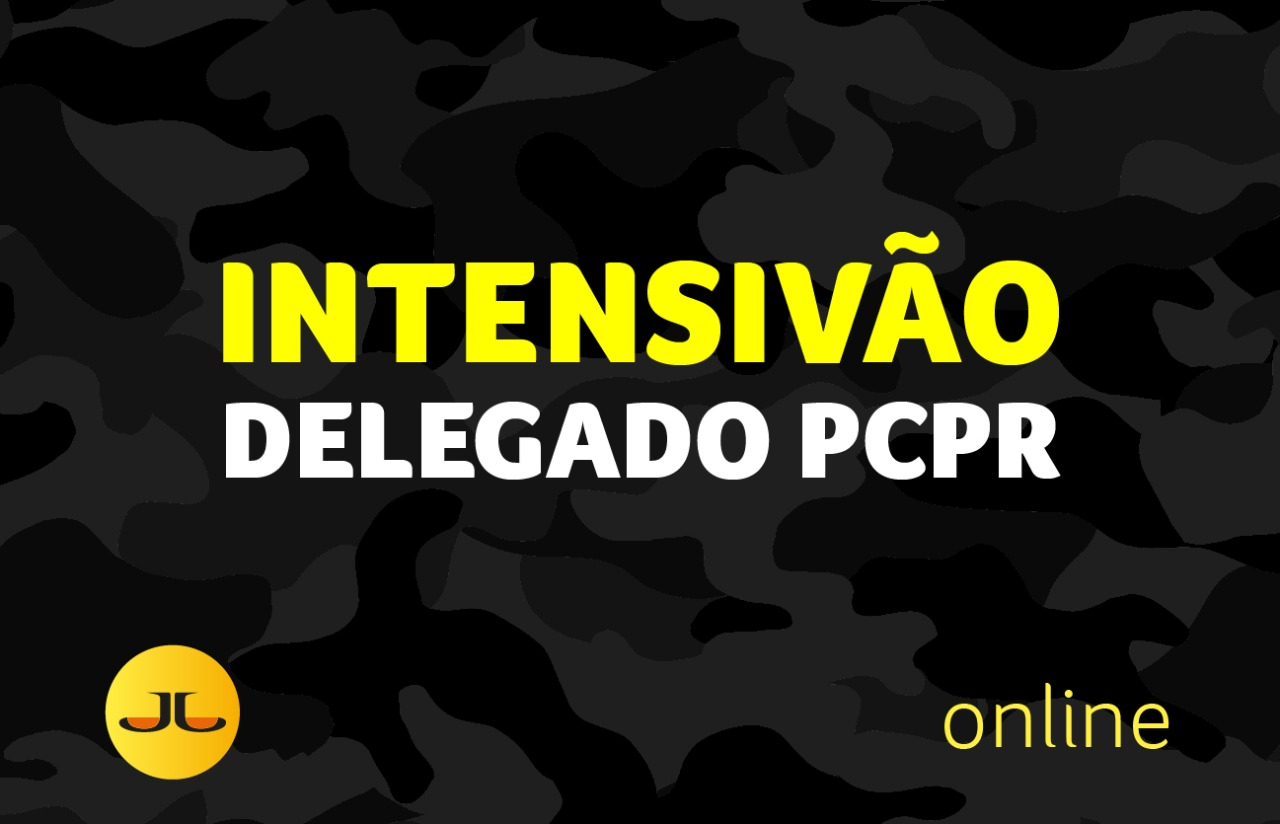 INTENSIVÃO DELTA PCPR ONLINE