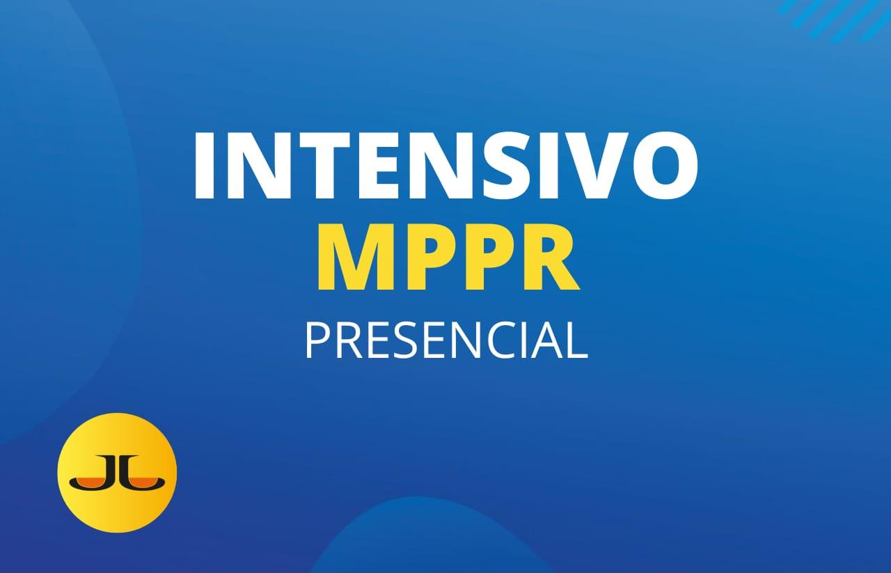 INTENSIVO MP - PRESENCIAL