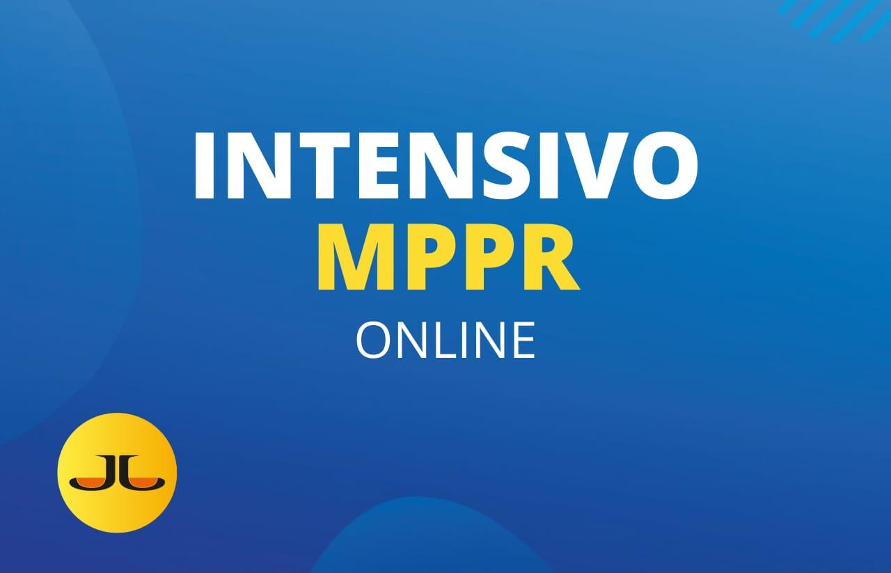INTENSIVO MP - ONLINE