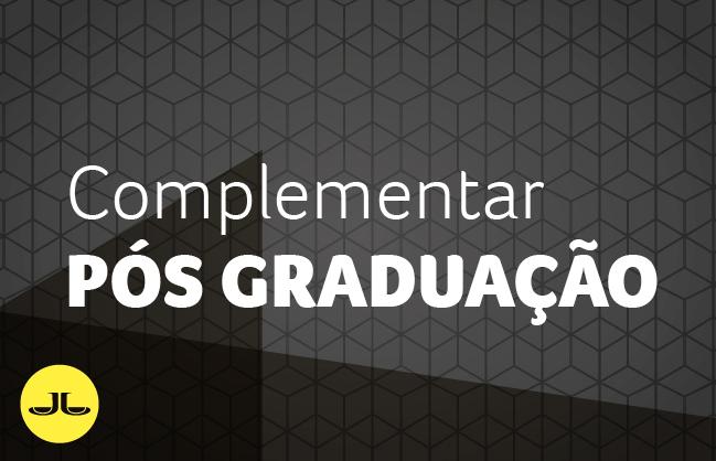 Pós-graduação Direito Contemporâneo | Módulo Complementar