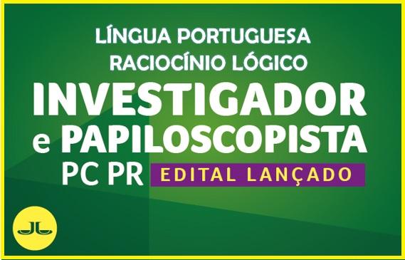 Língua Portuguesa + Raciocínio Lógico | ISOLADA