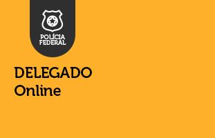 Polícia Federal - Delegado | ONLINE | 120 dias