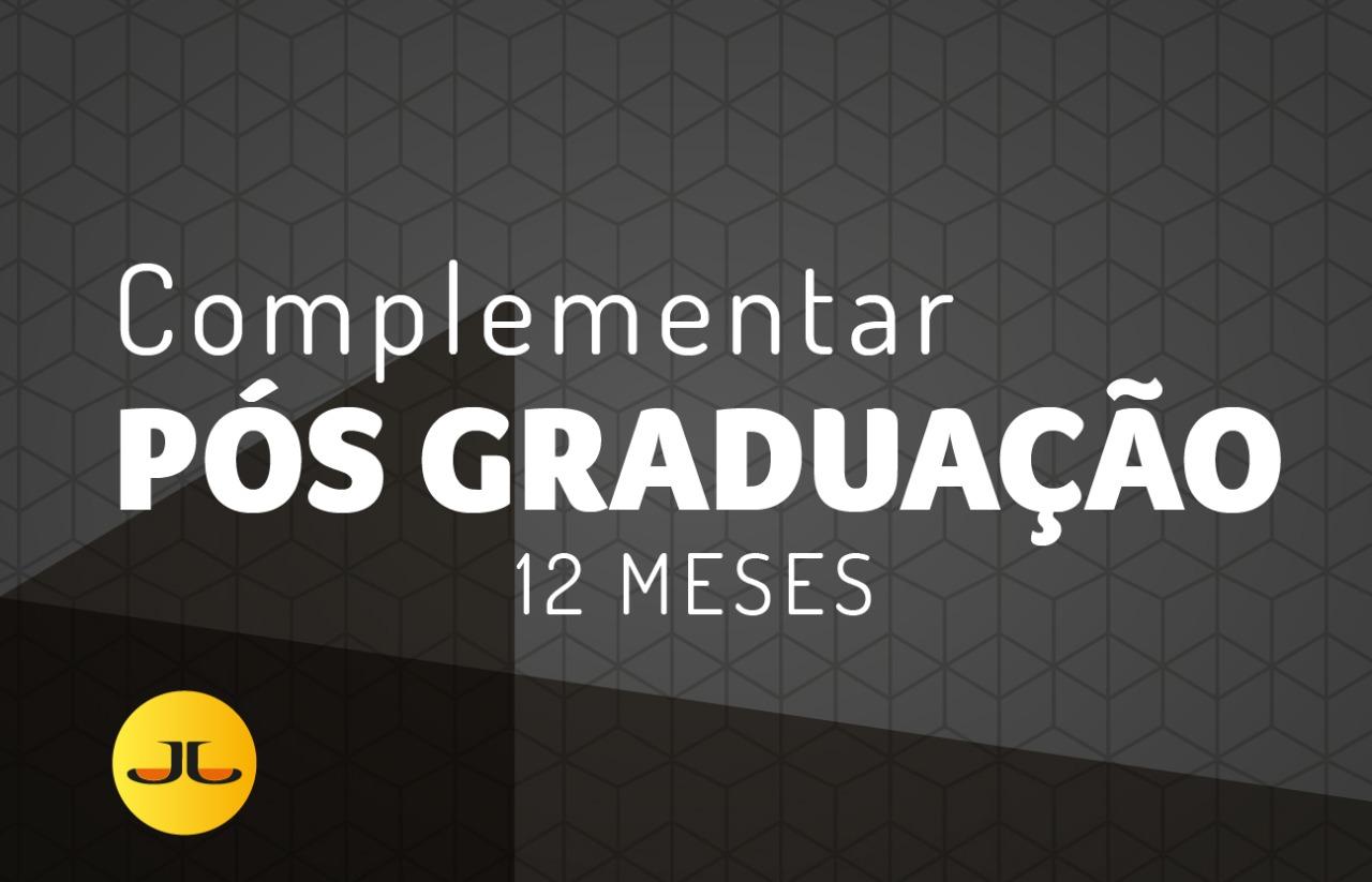 Pós-graduação Direito Contemporâneo | Módulo Complementar - 12 MESES